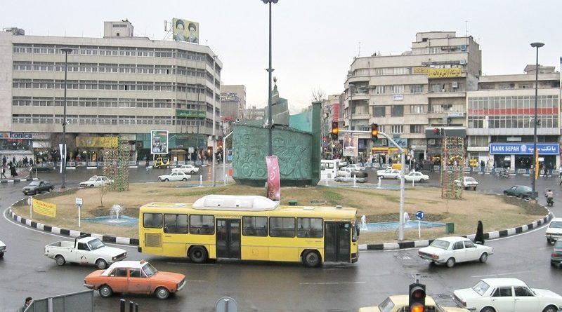 تهران - میدان انقلاب
